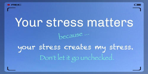 Do you know what your stress feels like?