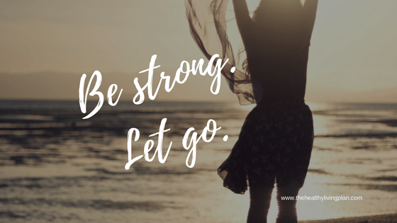 Can we be strong and still let go?